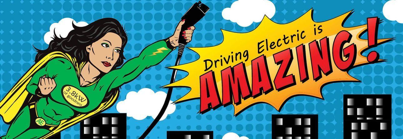 AmazingE EVSE - Driving Electric is Amazing!